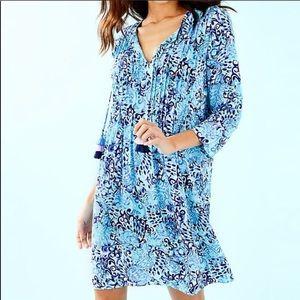Lilly Pulitzer Marilina tunic dress coverup